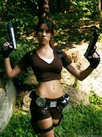 Lara Croft Legend - render-2 by TanyaCroft