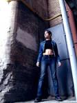 Lara Croft - jeans outfit