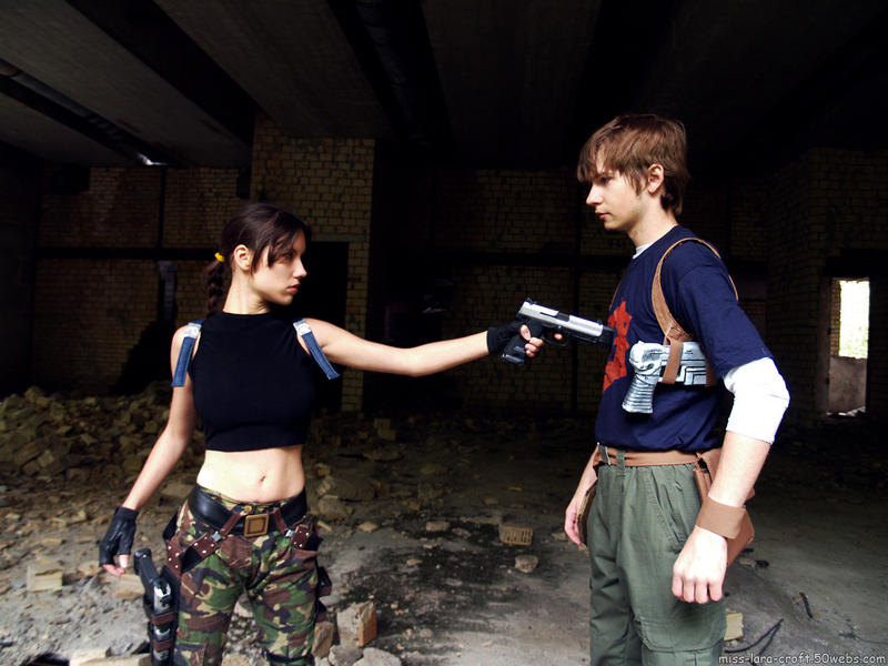 Lara Croft: Personal reasons by TanyaCroft