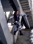 Lara Croft - parkour