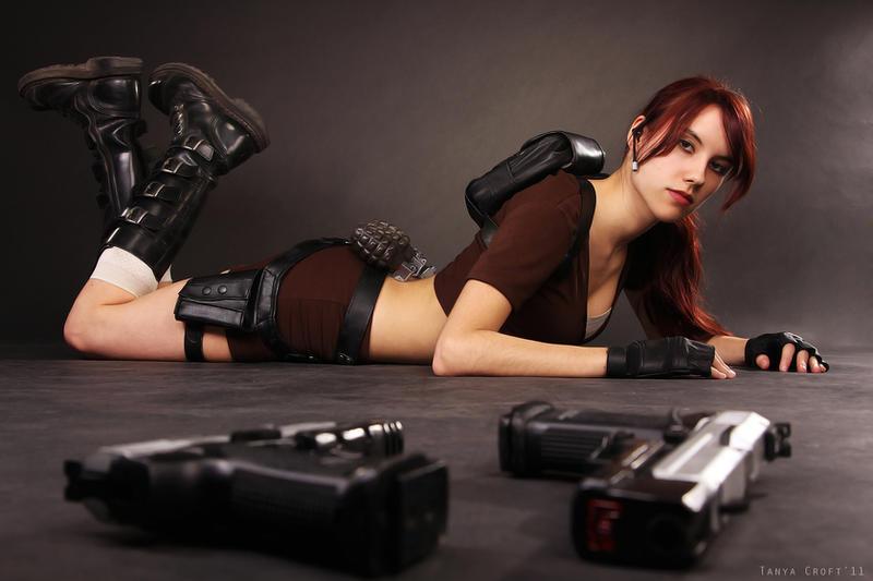 Legend Lara Croft - studio1 by TanyaCroft