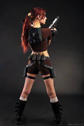 Legend Lara Croft - studio2 by TanyaCroft