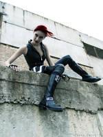 Shadow Lara - look at me by TanyaCroft