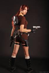 Legend Lara Croft - studio5 by TanyaCroft