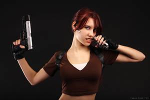 Legend Lara Croft - studio9 by TanyaCroft