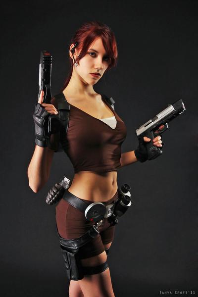 Legend Lara Croft - studio10