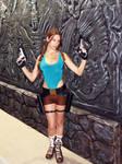 Igromir'11 classic Lara Croft 9