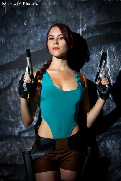 Igromir'11 classic Lara Croft 8 by TanyaCroft
