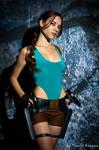 Igromir'11 classic Lara Croft 7