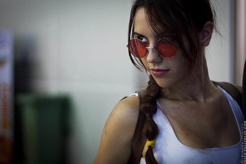 Igromir'11 classic Lara Croft13 by TanyaCroft
