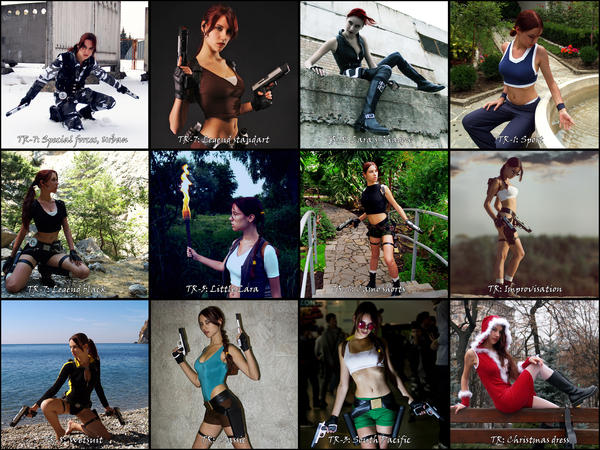 Tomb Raider Cosplay 2011 by TanyaCroft