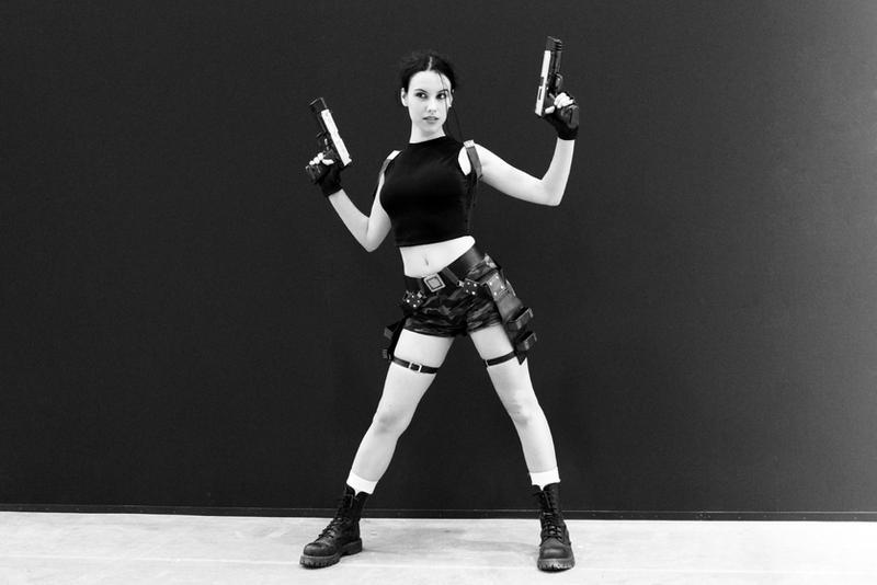 Lara Croft AOD1 - Igromir'12