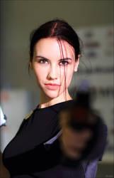 Lara Croft AOD3 - Igromir'12 by TanyaCroft