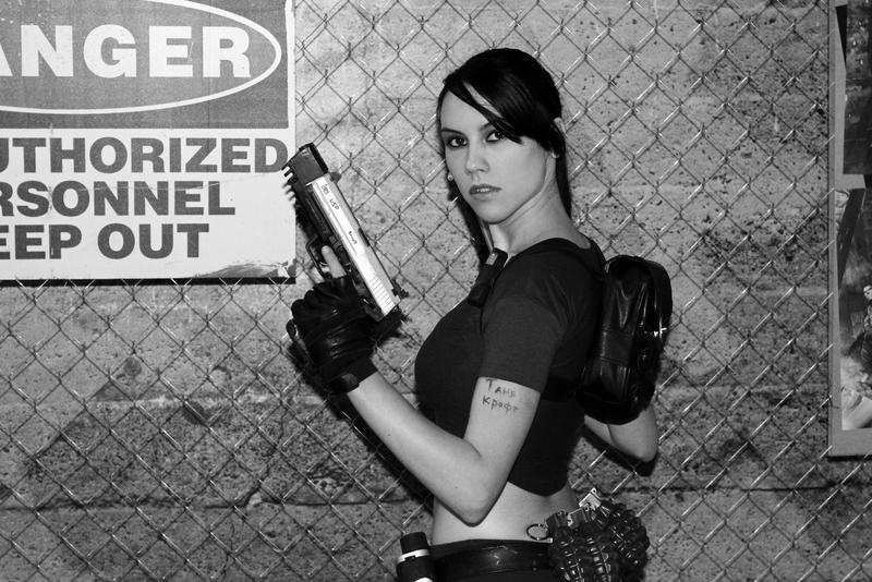 Lara Croft LEGEND10 - Igromir'12