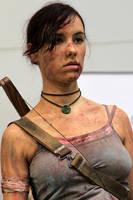 Lara Croft REBORN3 - Igromir'12 by TanyaCroft