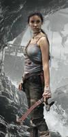 Tomb Raider Reborn poster