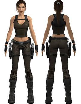 Lara Croft: underworld pants