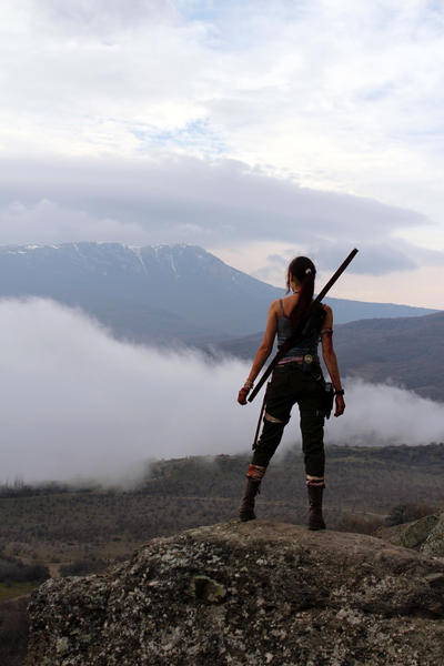 Tomb Raider Lara Croft Reborn: researcher by TanyaCroft