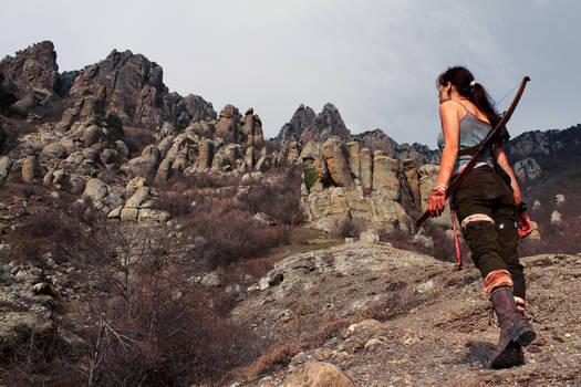 Tomb Raider Lara Croft Reborn: Ghost Valley