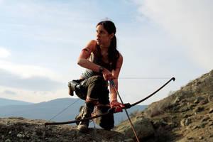 Tomb Raider Lara Croft Reborn: ready for hunting by TanyaCroft