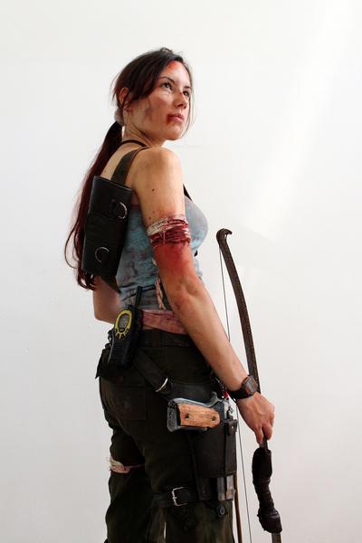 Lara Croft REBORN3 - IGAMES'13 by TanyaCroft