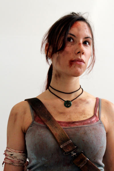 Lara Croft REBORN4 - IGAMES'13 by TanyaCroft