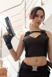 Lara Croft Underworld4 - IGAMES'13 by TanyaCroft