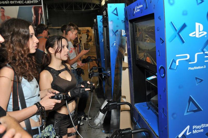 Lara Croft Underworld5 - IGAMES'13 by TanyaCroft