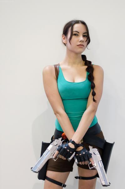 Classic Lara Croft 2 - Igromir'13 by TanyaCroft