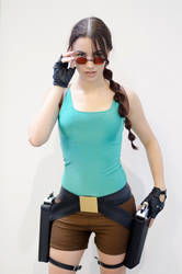 Classic Lara Croft 4 - Igromir'13 by TanyaCroft