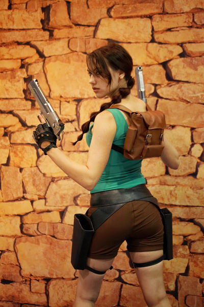 Classic Lara Croft 5 - Igromir'13 by TanyaCroft