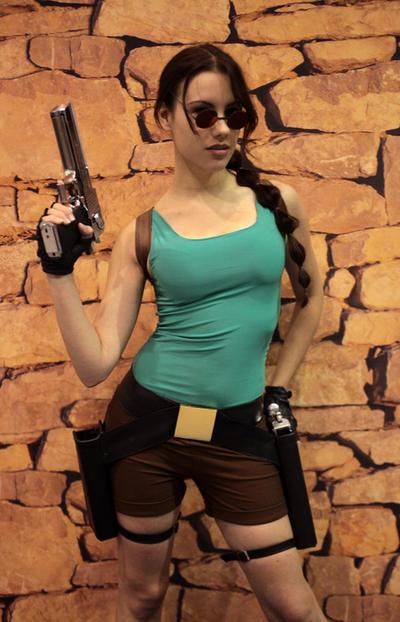 Classic Lara Croft 6 - Igromir'13 by TanyaCroft