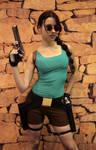 Classic Lara Croft 6 - Igromir'13