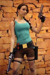 Classic Lara Croft 7 - Igromir'13 by TanyaCroft