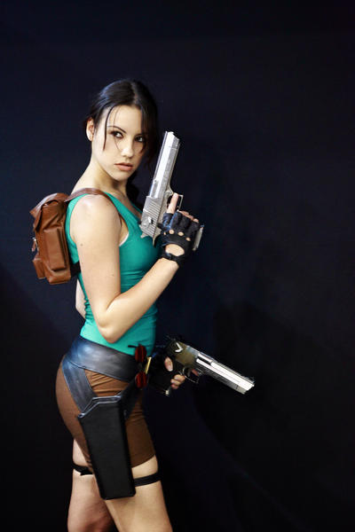 Classic Lara Croft 9 - Igromir'13 by TanyaCroft