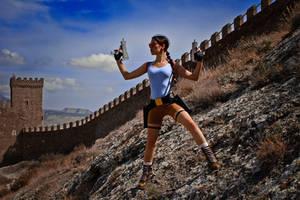 Lara Croft - The Great Wall