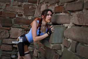 Lara Croft - secret lever by TanyaCroft