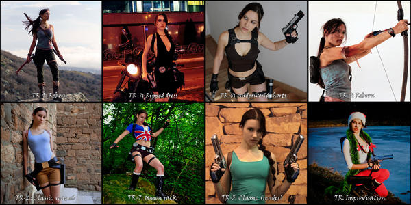 Tomb Raider Cosplay 2013 by TanyaCroft