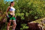 Lara Croft - adventure time