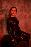 Tomb Raider Lara Croft catsuit - meditate by TanyaCroft