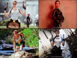 Tomb Raider Cosplay 2014 by TanyaCroft