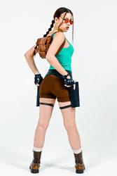 Lara Croft CLASSIC render 4 by TanyaCroft
