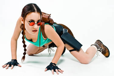 Lara Croft CLASSIC render 6 by TanyaCroft