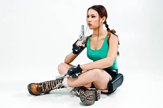 Lara Croft CLASSIC render 9