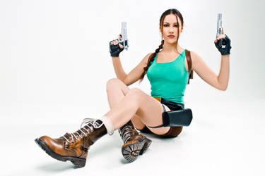 Lara Croft CLASSIC render 10 by TanyaCroft