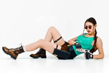 Lara Croft CLASSIC render 11 by TanyaCroft
