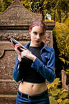 Lara Croft jeans cosplay - So I guess it's over by TanyaCroft