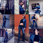 AOD JEANS [2010] pack of 8 photos
