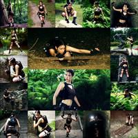 UNDERWORLD SHORTS [2009] pack of 18 photos by TanyaCroft