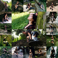 LEGEND [2010] pack of 18 photos by TanyaCroft